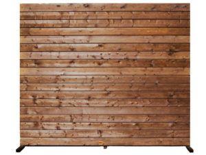 Фотозона «Деревянная Стена»
