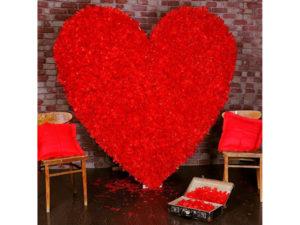 Фотозона «Большое Сердце»